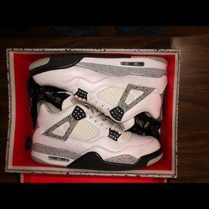 "Air Jordan 4 "" Cement """